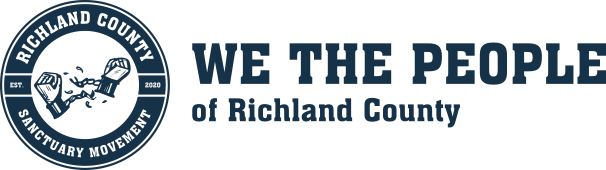 Richland County Sanctuary Movement